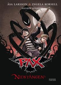 PAX. Nidstången (e-bok) av Åsa Larsson, Ingela
