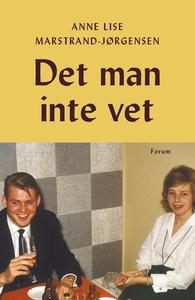 Det man inte vet (e-bok) av Anne Lise Marstrand