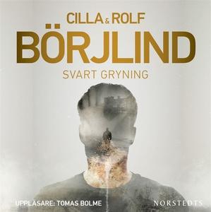 Svart gryning (ljudbok) av Cilla och Rolf Börjl