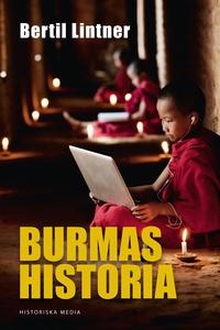 Burmas historia (e-bok) av Bertil Lintner