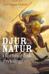 Djur och natur i fornnordisk mytologi (e-bok) a
