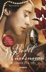 Blodbokens tid (e-bok) av Bodil Mårtensson