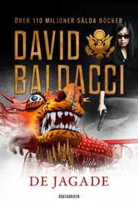 De jagade (e-bok) av David Baldacci