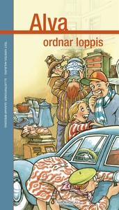 Alva ordnar loppis (e-bok) av Kirsten Ahlburg