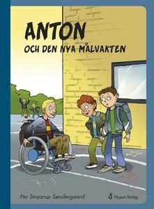 Anton och den nya målvakten (e-bok) av Per Stra