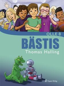 Bästis (e-bok) av Thomas Halling
