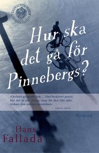 Hur ska det gå för Pinnebergs? (ljudbok) av Han