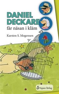 Daniel Deckare får näsan i kläm (e-bok) av Kars
