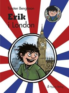 Erik i London (e-bok) av Torsten Bengtsson