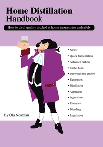 Home distillation handbook (e-bok) av Ola Norrm