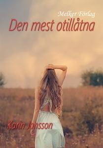Den mest otillåtna (e-bok) av Karin Jonsson