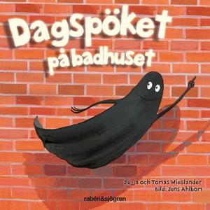 Dagspöket på badhuset (ljudbok) av Jujja Wiesla