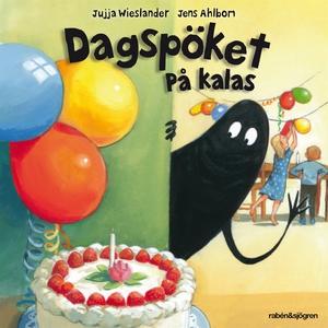 Dagspöket diskar (ljudbok) av Jujja Wieslander