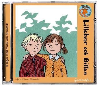 Lillebror och Billan - Springhink (ljudbok) av