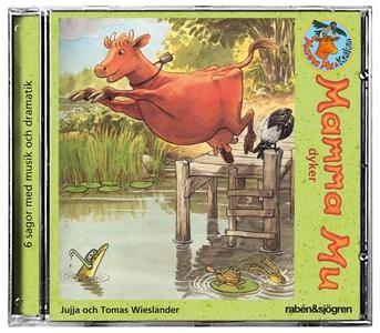 Mamma Mu dyker (ljudbok) av Jujja Wieslander