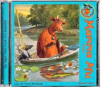 Mamma Mu fiskar (ljudbok) av Jujja Wieslander
