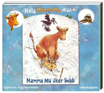 Mamma Mu åker bobb (ljudbok) av Jujja Wieslande