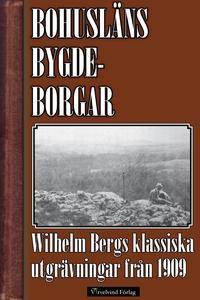 Bohusläns bygdeborgar (e-bok) av Mikael Jägerbr