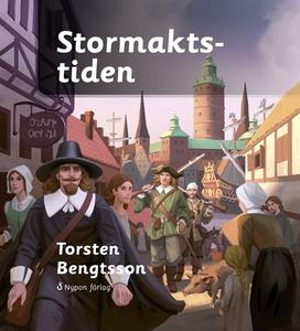 AHA Stormaktstiden (e-bok) av Torsten Bengtsson