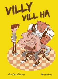 Villy vill ha (e-bok) av Gry Kappel Jensen