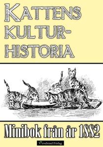 Minibok: Kattens kulturhistoria (e-bok) av Mika