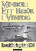 Minibok: Ett besök i Venedig 1878