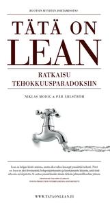 Tätä on Lean (e-bok) av Niklas Modig, Pär Åhlst