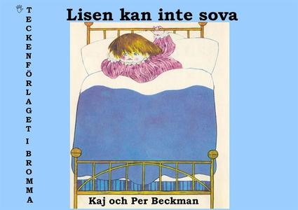 Lisen kan inte sova (e-bok) av Kaj Beckman