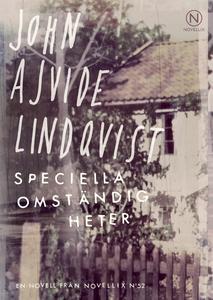 Speciella omständigheter (e-bok) av John Ajvide