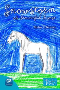 Snowstorm - A beautiful horse (e-bok) av Malin