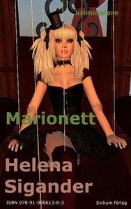 Marionett (e-bok) av Helena Sigander