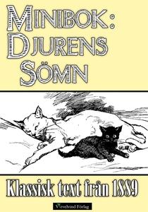 Minibok: Djurens sömn (e-bok) av Alfred Brehm