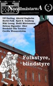 Folkstyre, blindstyre (e-bok) av Novellmästarna