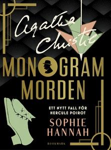 Monogrammorden (e-bok) av Sophie Hannah