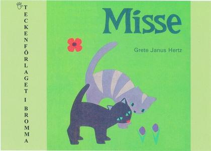 Misse (e-bok) av Grete Janus Hertz
