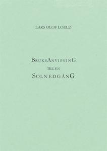 Bruksanvisning till en solnedgång (e-bok) av La