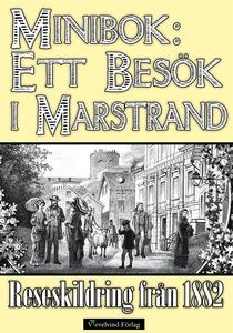 Minibok:Ett besök i Marstrand 1882 (e-bok) av C