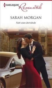Natt utan återvändo (e-bok) av Sarah Morgan