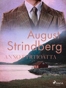 Anno Fyrtioåtta (e-bok) av August Strindberg