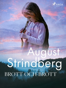 Brott och Brott (e-bok) av August Strindberg