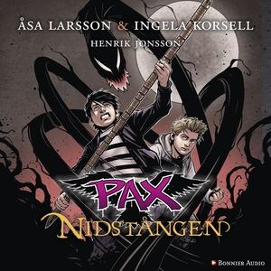 PAX. Nidstången (ljudbok) av Åsa Larsson, Ingel
