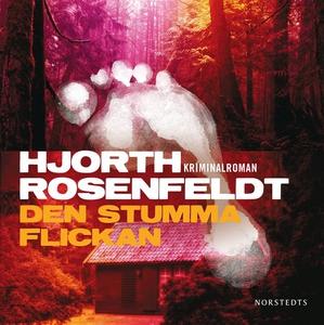 Den stumma flickan (ljudbok) av Hans Rosenfeldt