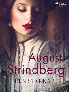 Den starkare (e-bok) av August Strindberg