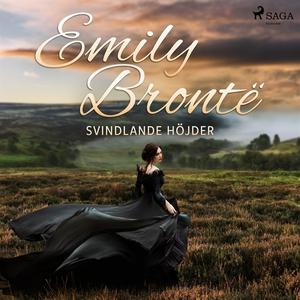 Svindlande Höjder (ljudbok) av Emily Bronte