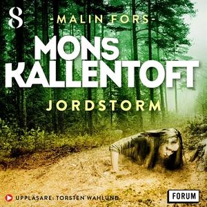 Jordstorm (ljudbok) av Mons Kallentoft