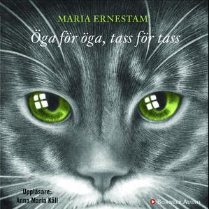 Öga för öga, tass för tass (ljudbok) av Maria E