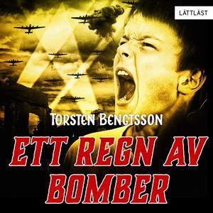 Ett regn av bomber / Lättläst (ljudbok) av Tors