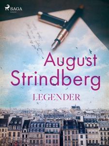 Legender (e-bok) av August Strindberg