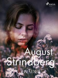 Oväder (e-bok) av August Strindberg