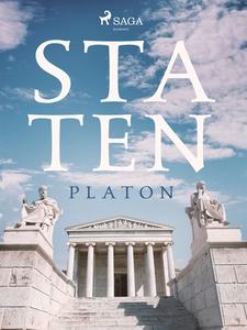 Staten (e-bok) av Platon , Platon